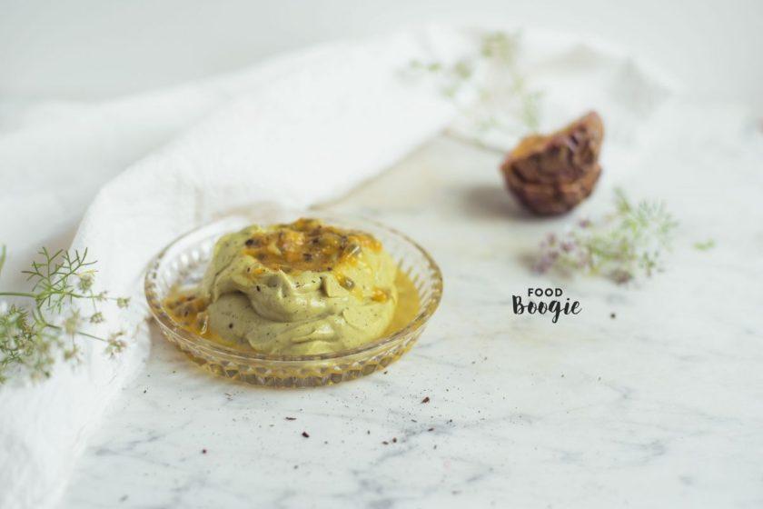 Vanilla Nice Cream Pudding