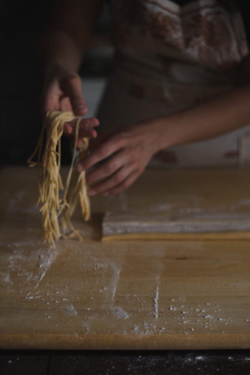 authentic Italian pasta food facts