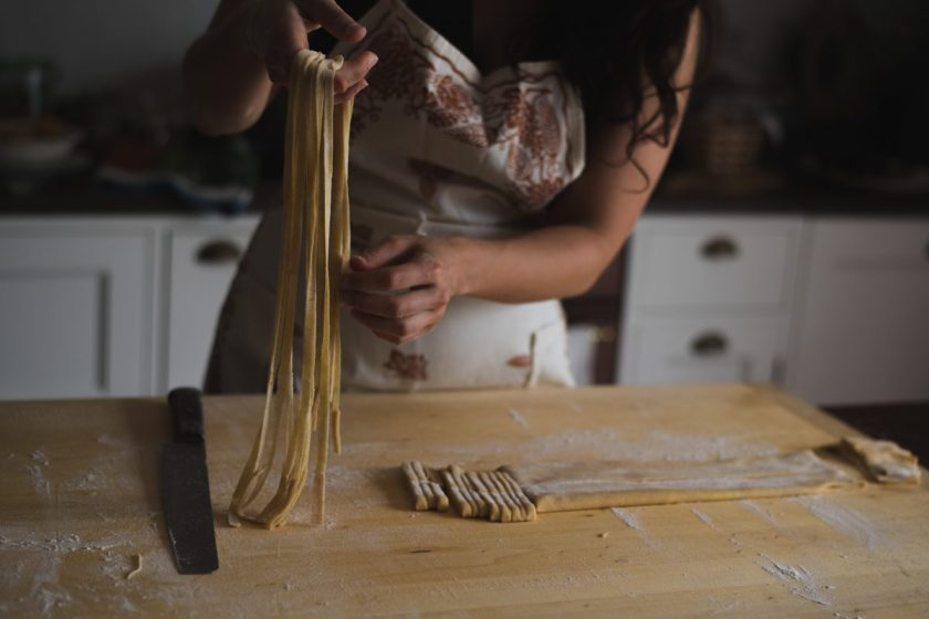 authentic Italian pasta food facts